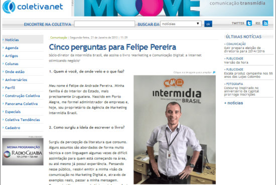 Agencia Digital Ibr na Mídia - Coletiva 01