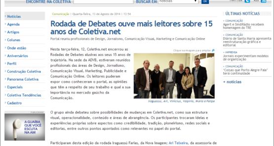 Agencia Digital Ibr na Mídia - Coletiva 04