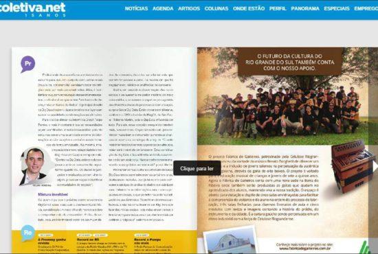 Agencia Digital Ibr na Mídia - Revista Tendências Comunicação 02