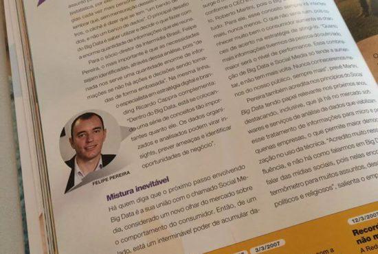 Agencia Digital Ibr na Mídia - Revista Tendências Comunicação 01