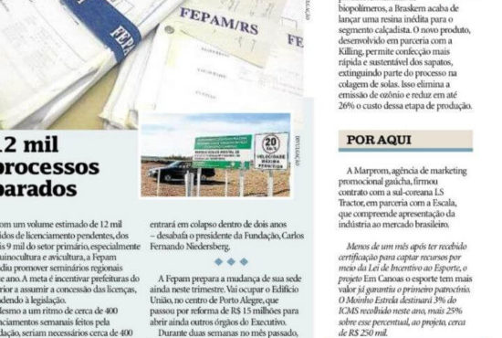 Agencia Digital Ibr na Mídia - Jornal Zero Hora 01