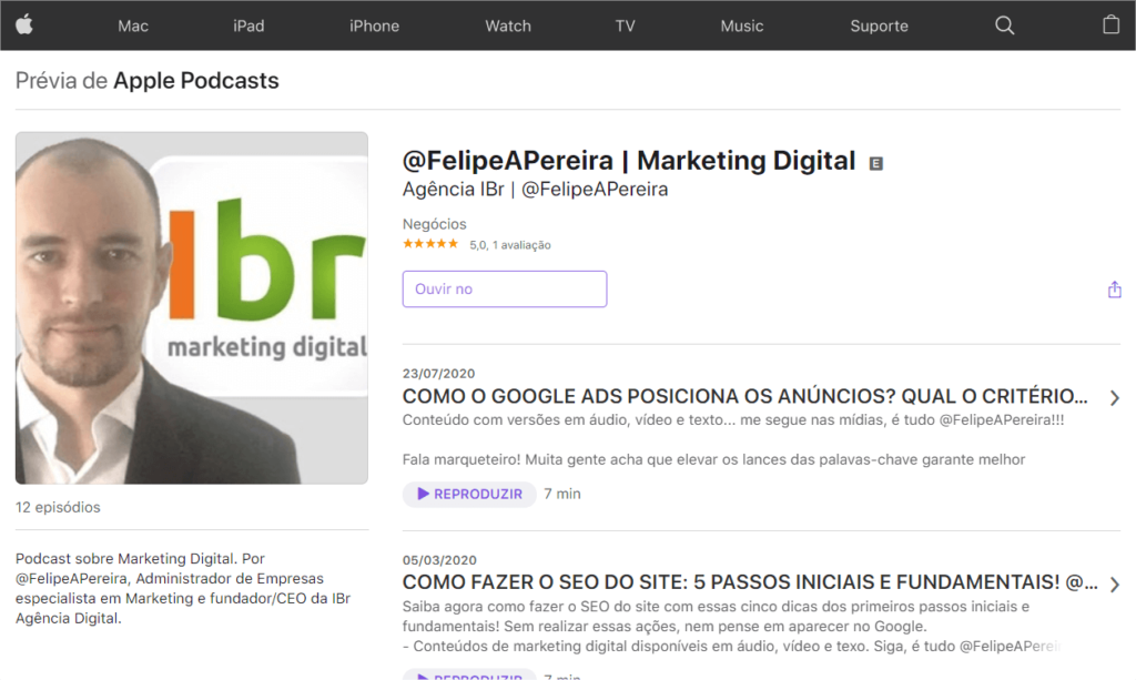 marketing digital porto alegre agencia ibr no itunes
